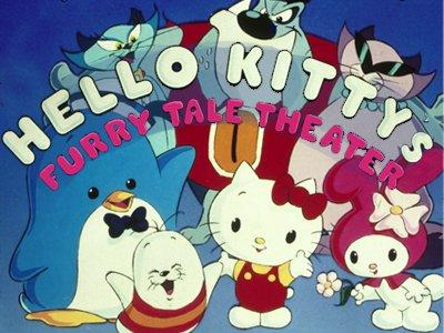 Amazon Com Hello Kitty S Furry Tale Theater Season 1 Mgm