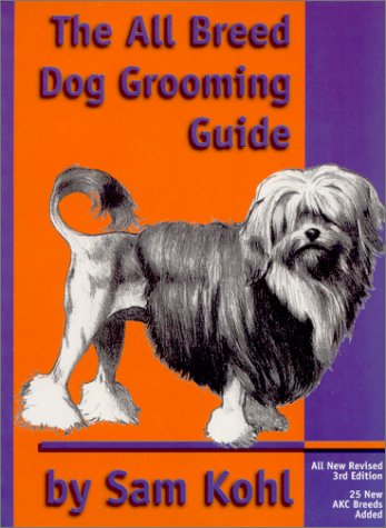 Manual dog grooming clippers