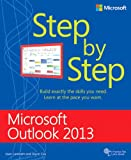 Microsoft Outlook 2013 Step by Step (Step By Step (Microsoft)) (0735669090) by Joan Lambert