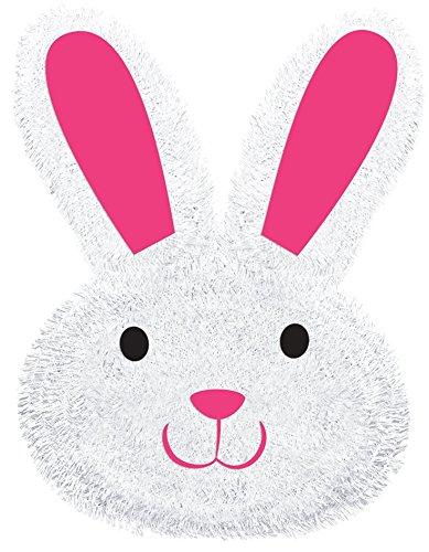 dec bunny full weave tinsel