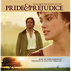 Pride And Prejudice Music From The Motion Picture preview 0