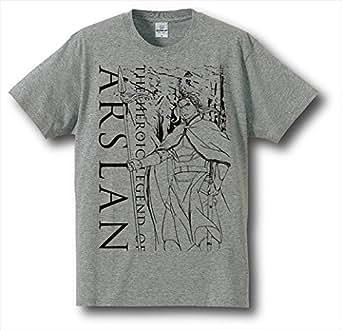 アルスラーン戦記 B ダリューン グラフィックTシャツ 1500 レディースフリーサイズ