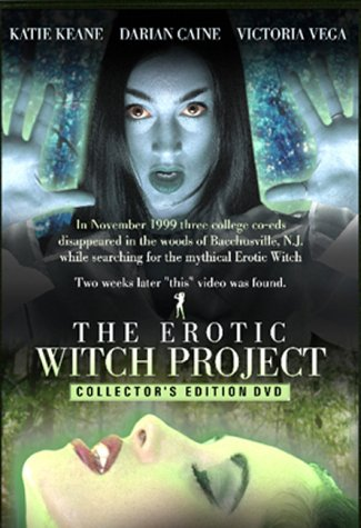 Erotic Witch Project [VHS]