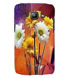PRINTSWAG FLOWERS Designer Back Cover Case for Samsung Galaxy j2