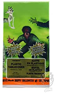Universal Monsters Halloween Party Table Cover