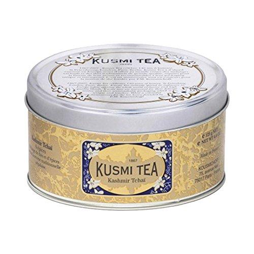 KUSMI TEA クスミティー カシミールチャイ 25g缶 [正規輸入品]