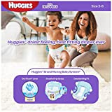 Huggies Little Movers Diapers, Size 3, 174 Count (One Month Supply)