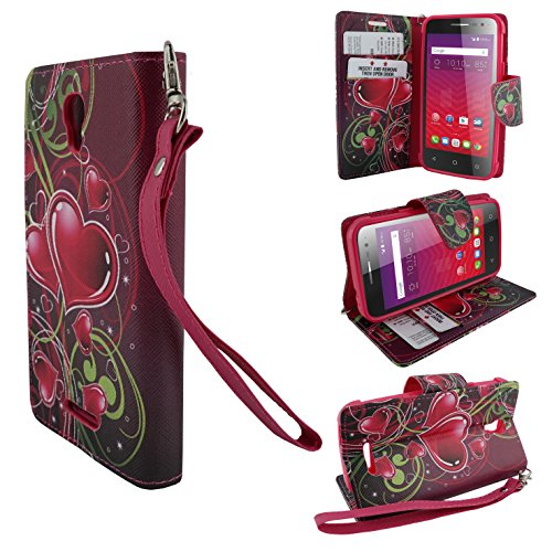 alcatel-one-touch-fierce-xl-case-t-mobile-metropcs-customerfirst-pu-leather-luxury-flip-design-walle