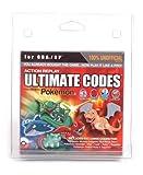 echange, troc Datel - CD de codes et astuces - Ultimate Cheat Codes pour Pokemon GBA/ GBA SP