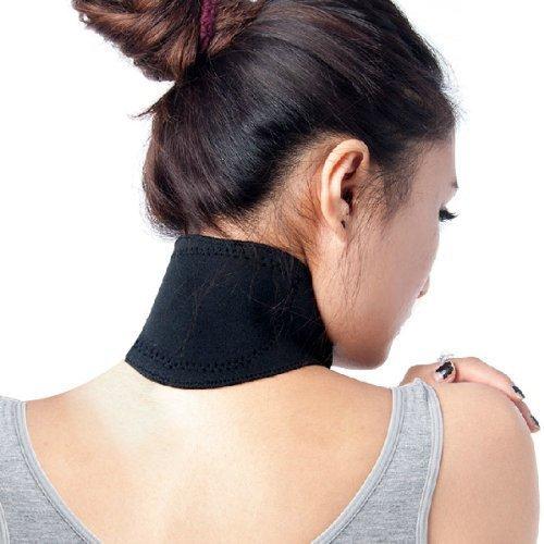 fascia-sollievo-dolori-collo-auto-riscaldante-supporto-per-la-salute-chinkyboo-caltrad-colore-nero