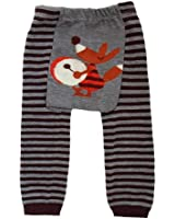 Baby - Toddler Unisex Trousers / Leggings - Drumming Fox