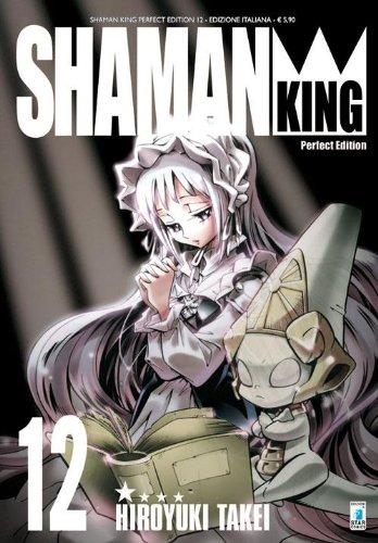 Shaman King. Perfect edition: 12