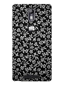 TREECASE Designer Printed Soft Silicone Back Case Cover For Micromax Canvas E483 Evok 4G