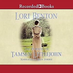 The Pursuit of Tamsen Littlejohn Audiobook