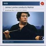 James Levine Conducts Mahler: Symphonies Nos. 1, 3, 4, 5, 6, 7, 9 & 10