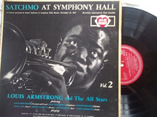Louis Armstrong - Louis Armstrong And The All Stars At Symphony Hall - Zortam Music