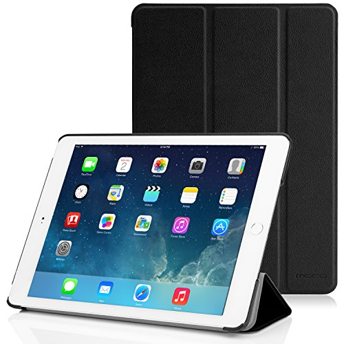 For Sale! Apple iPad Air 2 Case - MoKo Ultra Slim Lightweight Smart-shell Stand Cover Case for Apple...