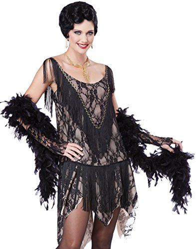 Gatsby Gal Adult Costume (X-Small)