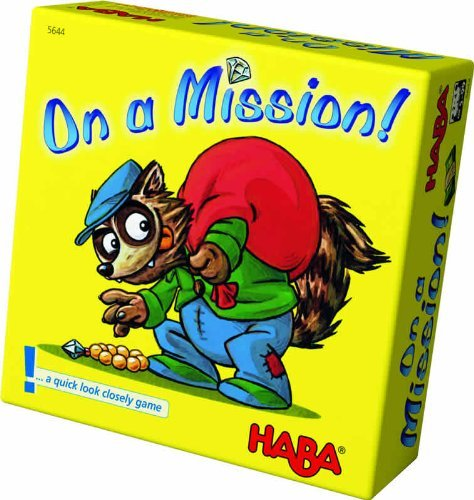 HABA On A Mission! Game