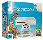 Console Xbox One blanche + Sunset Ove...