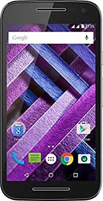 Moto G Turbo (Black, 16GB)
