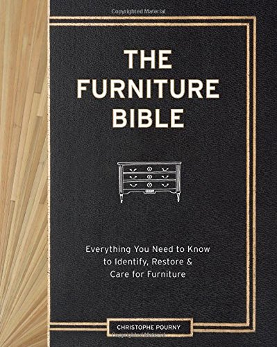 Christophe Pourny's Furniture Bible