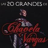 Los Grandes De Chavela Vargas