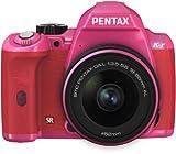 PENTAX K-r レンズキット ピンク/レッド026 K-rLK PK/RD026