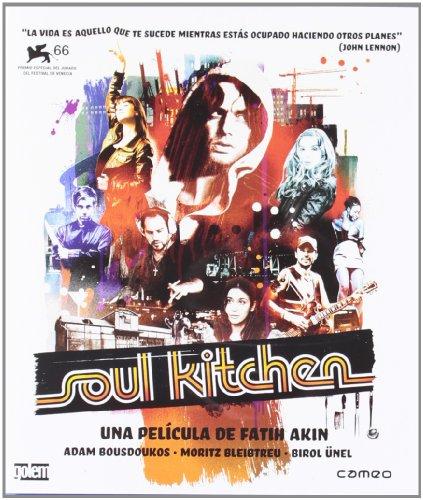 Soul Kitchen (European Region B2)