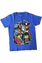 The Lego Movie Blue T-shirt