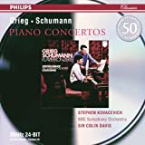 Schumann : Concerto pour piano / GRIEG : Concerto pour piano