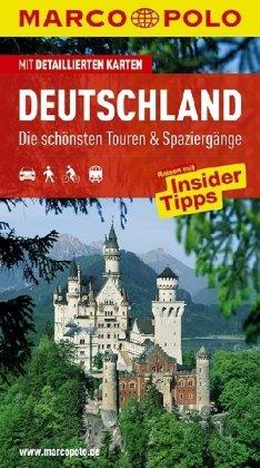 MARCO POLO Reiseführer Deutschland Die schönsten