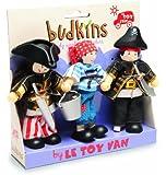 Budkins Budkins Pirate Triple Set