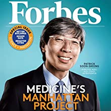 Forbes, September 15, 2014  by Forbes Narrated by Ken Borgers