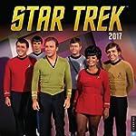 Star Trek 2017 Wall Calendar: The Ori...