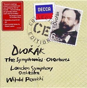 Dvorak: The Symphonies (Decca Collectors Edition)