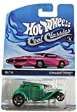 Hot Wheels - Cool Classics - 15/30 - Straight Pipes (green) by Mattel [並行輸入品]