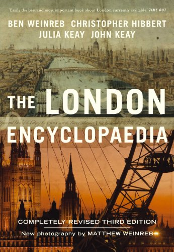 the-london-encyclopaedia-3rd-edition-english-edition