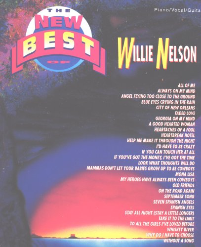 The New Best of Willie Nelson (Willie Nelson Sheet Music compare prices)