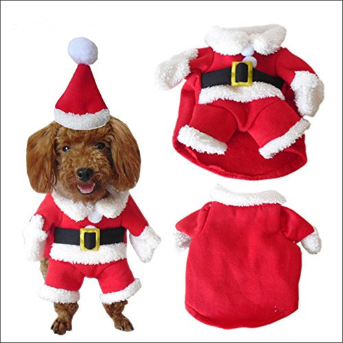 Christmas Costumes Dog