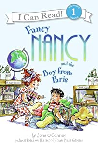 "Cover of ""Fancy Nancy and the Boy from Pa..."