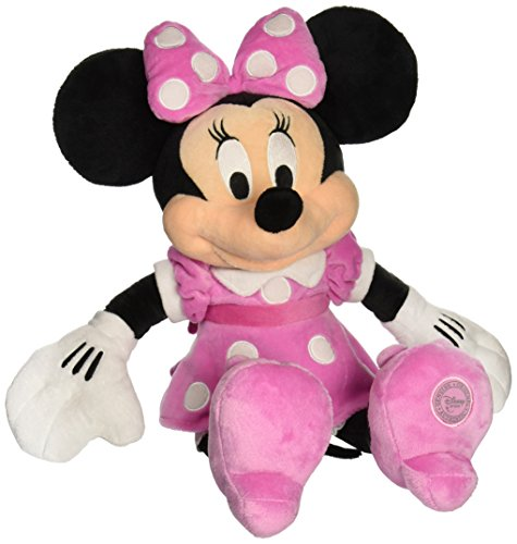 Disney Mickey Mouse Clubhouse Minnie Mouse Plush Toy -- 18``