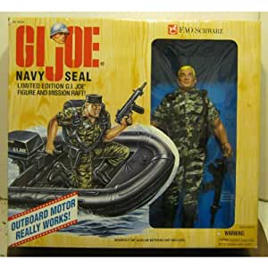 GI Joe Navy SEAL Beach Landing Action Figure