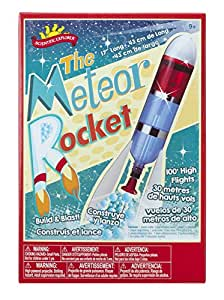 Explorateurs scientifiques Meteor Rocket Kit-