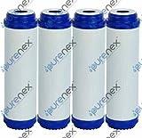 Purenex 4-GAC  4 Granular Activated Carbon 5 Micron Water Filters