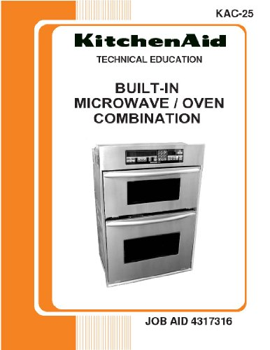 Kitchenaid Kemc308Kss04 Kemc308Kss01 Service Manual front-126271