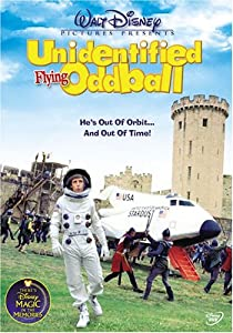 The Unidentified Flying Oddball