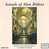 Sounds of Alan Ridout Canterbury Cathedral Organ