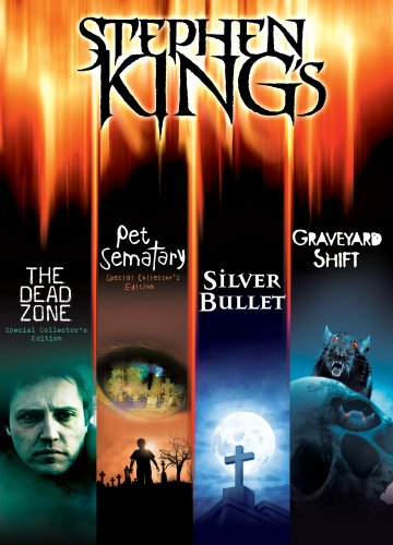 The Stephen King Collection ( Pet Sematary Special Collector's Edition / The Dead Zone Special Collector's Edition / Graveyard Shift / Silver Bullet) (1989/1983/1990/1985) - Anthony Labonte