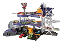 Hot Wheels Mega Garage Playset
